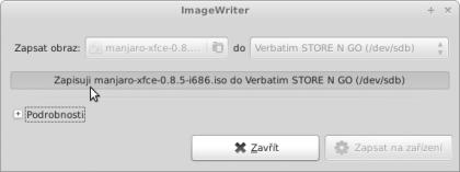 imagewriter_zapisuji